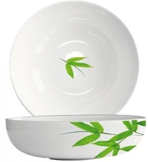 Miska Bamboo porcelánová