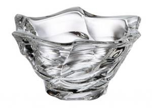 Miska Flamenco, bezolovnatý crystalite, priemer 130 mm