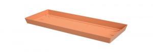 Miska pod truhlík SOFTY BASE terakota