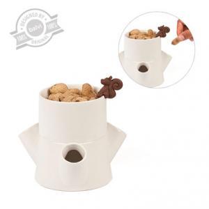Miska s veveričkou BALVI Nuts About Nuts