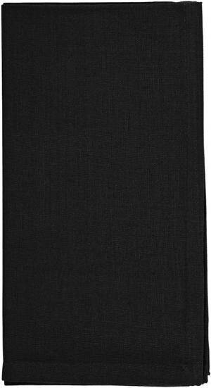 MIX IT Obrúsok látkový – čierna