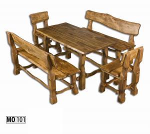 MO101 Záhradná lavica