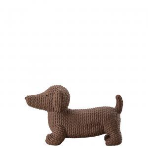 Moderná dekorácia pes Alfonso, Rosenthal Pets, stredný 7 cm