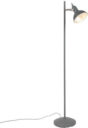Moderná stojaca lampa tmavošedá - Tommy 1