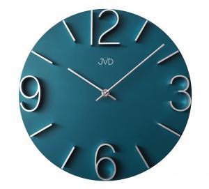 Moderné nástenné hodiny JVD HC37.3, 30 cm