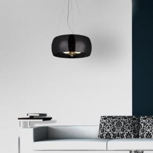 Moderné svietidlo AZZARDO COSMO Pendant black AZ0909