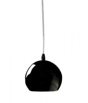 Moderné svietidlo AZZARDO NOA 1 black/gold AZ1033