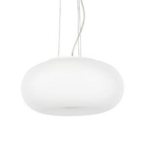 Moderné svietidlo IDEAL LUX Ulisse SP3 D42 BIELA 095226