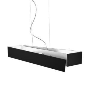 Moderné svietidlo LINEA Zig Zag P čierna E27 6995