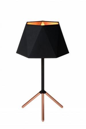 Moderné svietidlo LUCIDE ALEGRO Black 06517/01/30