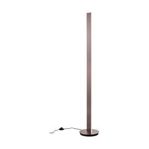 Moderné svietidlo REDO TAG HNEDÁ LED  01-1073