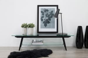 Moderný TV stolík Absalom, 160 cm