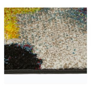 Modro-žltý koberec Universal Lienzo, 120 x 170 cm