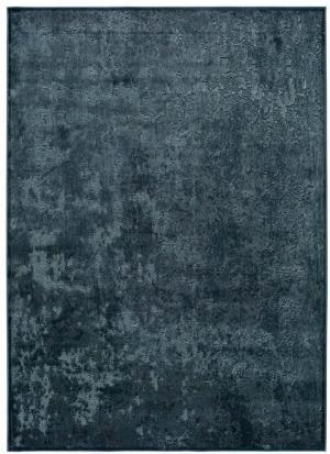 Modrý koberec z viskózy Universal Margot Azul, 160 x 230 cm