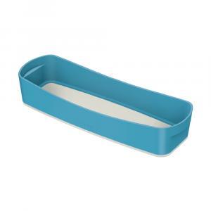 Modrý stolový organizér Leitz Mailorder