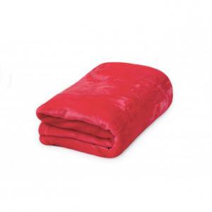 Moona Home Textile Mikro deka Alki (červená), 200x220