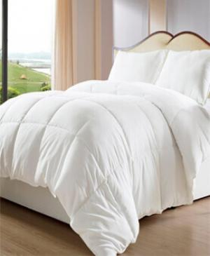 Moona Home Textile Zimná súprava (biela): Paplón & Vankúš Angelos, 140 x 200 cm & 70 x 90 cm