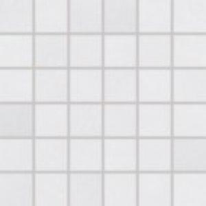 Mozaika 5x5 Rako Clay DDM06638 set biela