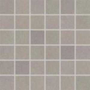 Mozaika 5x5 Rako Clay DDM06640 set béžovo-šedá