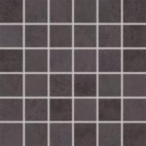 Mozaika 5x5 Rako Clay DDM06641 set hnedá