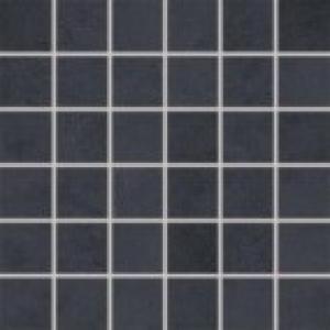 Mozaika 5x5 Rako Clay DDM06643 set čierna