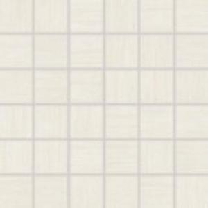 Mozaika 5x5 Rako Defile DDM060360 biela