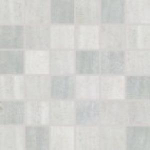 Mozaika 5x5 Rako Manufactura WDM05013 set svetlošedá