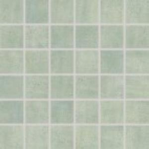 Mozaika 5x5 Rako Manufactura WDM05015 set zelená