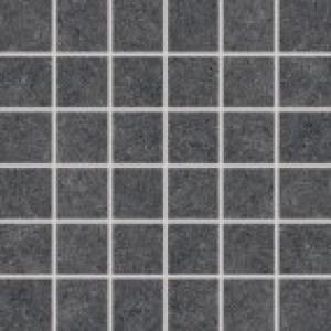 Mozaika 5x5 Rako Rock DDM06635 set čierna