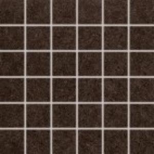 Mozaika 5x5 Rako Rock DDM06637 set hnedá