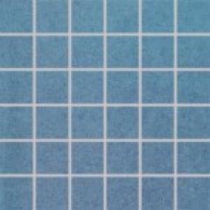 Mozaika 5x5 Rako Rock DDM06645 set modrá