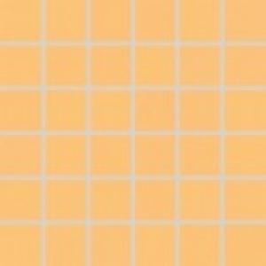 Mozaika 5x5 Rako Tendence WDM06056 set oranžová