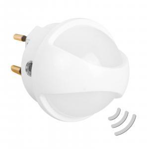 Müller-Licht Nočné LED svetlo Cursa snímač pre zásuvku