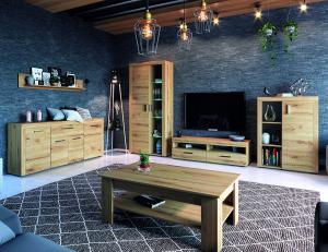NABBI Flarken obývacia izba dub artisan