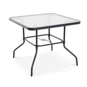 NABBI Jupiter K90 záhradný stolík grafit