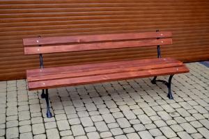 NaK Parková lavička Alenka 180cm