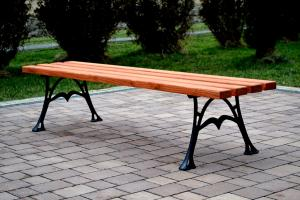 NaK Parková lavička Majka 150cm H3