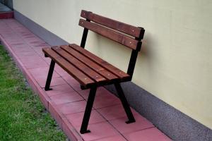 NaK Parková lavička Stanko 150 cm