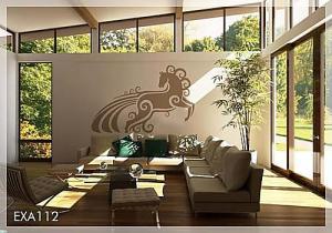 Nálepka na stenu Rozprávkový Kôň _exa112