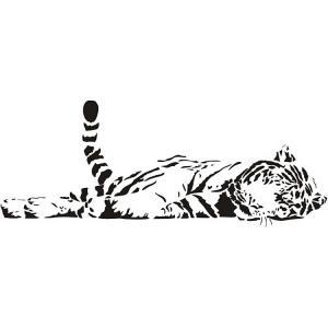 Nálepka Tiger _exa115