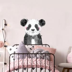Nálepka - Veľká panda v čiernobielej