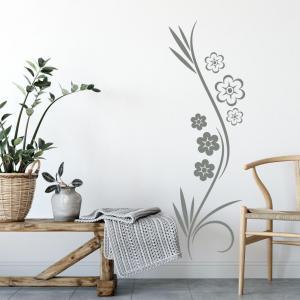 Nálepky na stenu - Rastlina