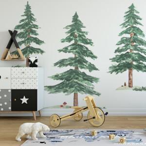 Nálepky Stromy do detskej izby