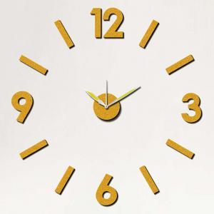Nalepovacie nástenné hodiny, MPM 3775.80, 75cm