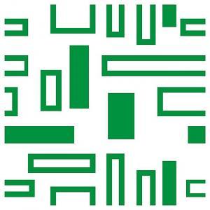 Napojiteľná šablóna - Geometrické tvary PX225