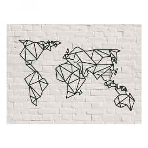 Nástenná dekorácia Really Nice Things Worldmap