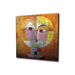Nástenná reprodukcia na plátne Paul Klee, 45 × 45 cm