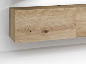 Nástenná skrinka Enjoy, dub artisan, 60 cm