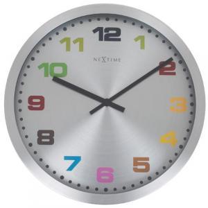 Nástenné hodiny 2906kl Nextime Mercure 25cm
