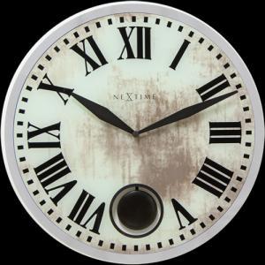 Nástenné hodiny 8162 Nextime Romana 43cm